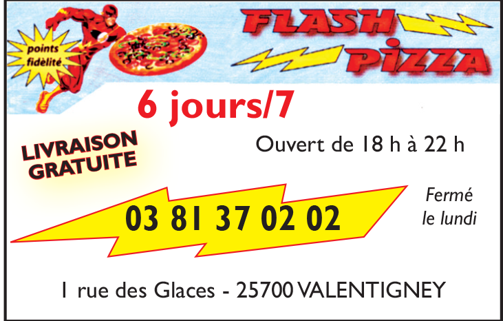 Flash Pizza