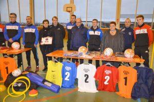 SPORTS FC FOOT ASA Label FFF personnalites et dirigeants 2
