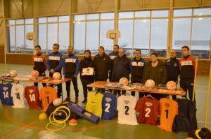 SPORTS FC FOOT ASA Label FFF personnalites et dirigeants