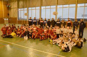 SPORTS FC FOOT ASA Label et Tournoi jeunes 1